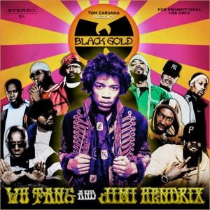Wu-Tang vs Jimi Hendrix mixtape