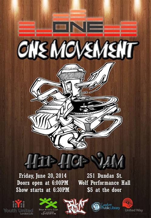 ONE dance showcase June 2014